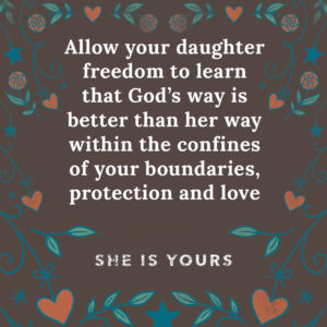 She Is Yours: Trusting God as You Raise the Girl He Gave You, by Jonathan and Wynter Pitts